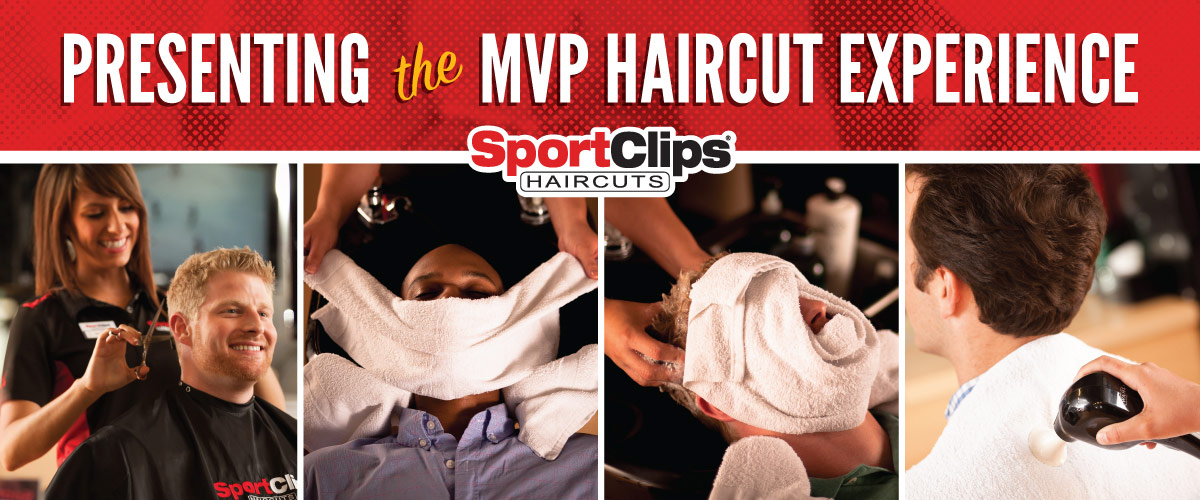 The Sport Clips Haircuts of St. Pete - 4th Street  MVP Haircut Experience